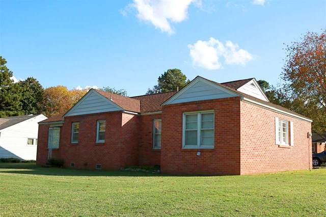 911 W Cherry, Jonesboro, AR 72401 (MLS #10089480) :: Halsey Thrasher Harpole Real Estate Group