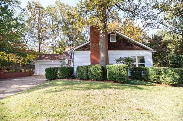 602 Arrowhead Dr, Jonesboro, AR 72401 (MLS #10089503) :: Halsey Thrasher Harpole Real Estate Group