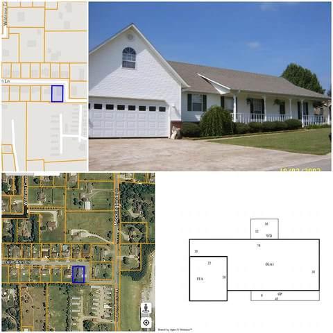 2006 Julie Ann Dr, Paragould, AR 72450 (MLS #10089530) :: Halsey Thrasher Harpole Real Estate Group
