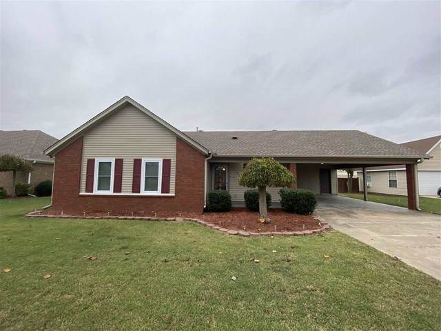 1213 Pauline St, Trumann, AR 72472 (MLS #10089532) :: Halsey Thrasher Harpole Real Estate Group
