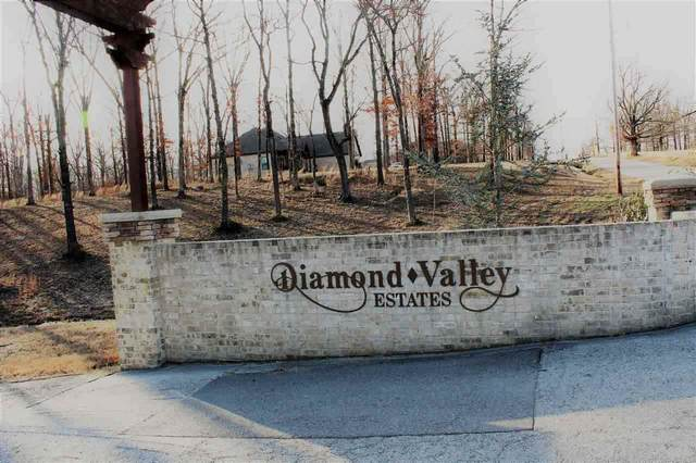 Lot 11 Phase 1 Diamond Valley Estates, Jonesboro, AR 72404 (MLS #10089548) :: Halsey Thrasher Harpole Real Estate Group