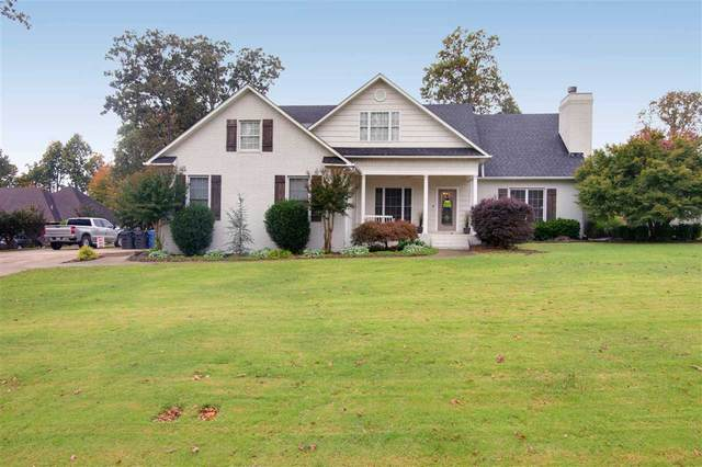 405 Huntcliff, Jonesboro, AR 72404 (MLS #10089551) :: Halsey Thrasher Harpole Real Estate Group