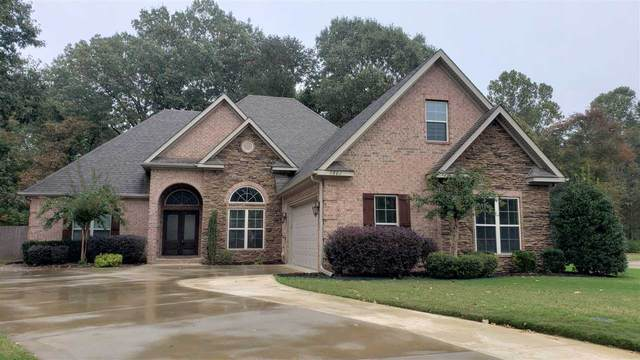 5801 Friendship Circle, Jonesboro, AR 72404 (MLS #10089571) :: Halsey Thrasher Harpole Real Estate Group