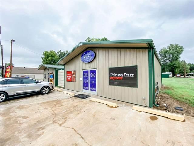 906 S Main St., Leachville, AR 72438 (MLS #10089642) :: Halsey Thrasher Harpole Real Estate Group