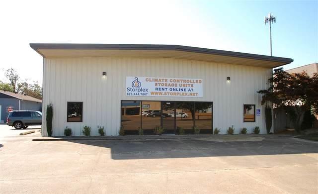 2215 Grant, Jonesboro, AR 72401 (MLS #10089812) :: Halsey Thrasher Harpole Real Estate Group