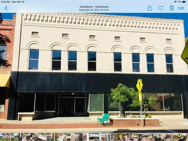 401 S Main Upstairs, Jonesboro, AR 72401 (MLS #10089869) :: Halsey Thrasher Harpole Real Estate Group