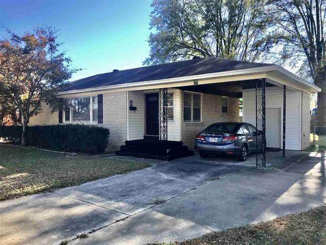 325 Thomas, Trumann, AR 72472 (MLS #10089903) :: Halsey Thrasher Harpole Real Estate Group