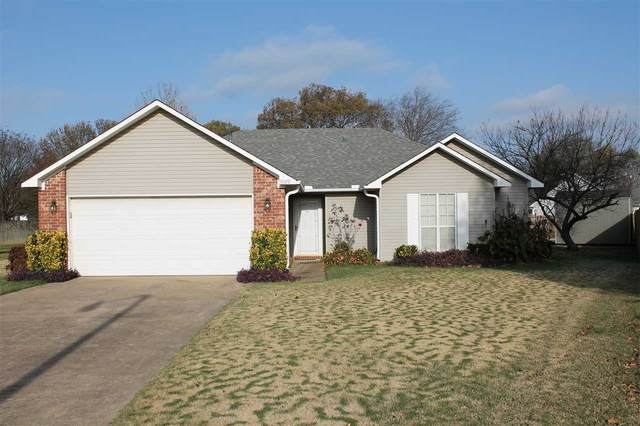 1609 Whitney Cove, Jonesboro, AR 72405 (MLS #10089904) :: Halsey Thrasher Harpole Real Estate Group
