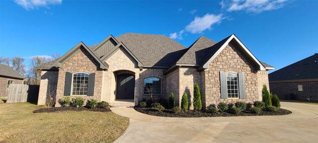 824 Laura Lea, Jonesboro, AR 72405 (MLS #10090053) :: Halsey Thrasher Harpole Real Estate Group