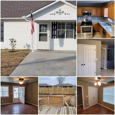3613 Shelby Dr, Paragould, AR 72450 (MLS #10090098) :: Halsey Thrasher Harpole Real Estate Group
