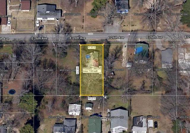204 E 26th Ave., Pine Bluff, AR 71601 (MLS #10090113) :: Halsey Thrasher Harpole Real Estate Group