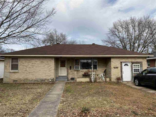 417 E Georgia St, Walnut Ridge, AR 72476 (MLS #10090141) :: Halsey Thrasher Harpole Real Estate Group