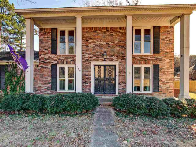 729 Arrowhead Dr, Jonesboro, AR 72401 (MLS #10090356) :: Halsey Thrasher Harpole Real Estate Group
