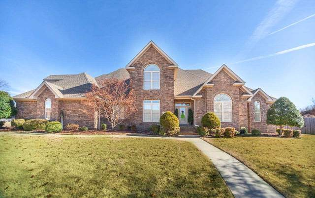 3600 Annadale Drive, Jonesboro, AR 72404 (MLS #10090384) :: Halsey Thrasher Harpole Real Estate Group