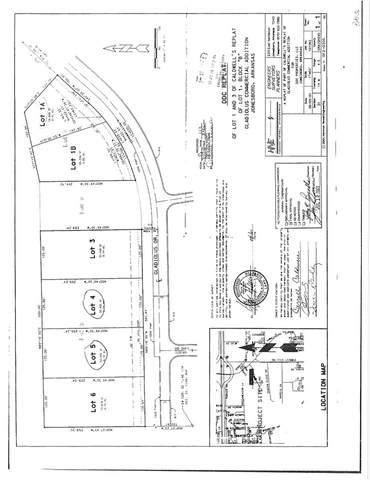 Lot 4 Gladiolus, Jonesboro, AR 72401 (MLS #10090401) :: Halsey Thrasher Harpole Real Estate Group