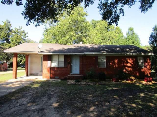 322 Oliver Ave, Wynne, AR 72396 (MLS #10090638) :: Halsey Thrasher Harpole Real Estate Group
