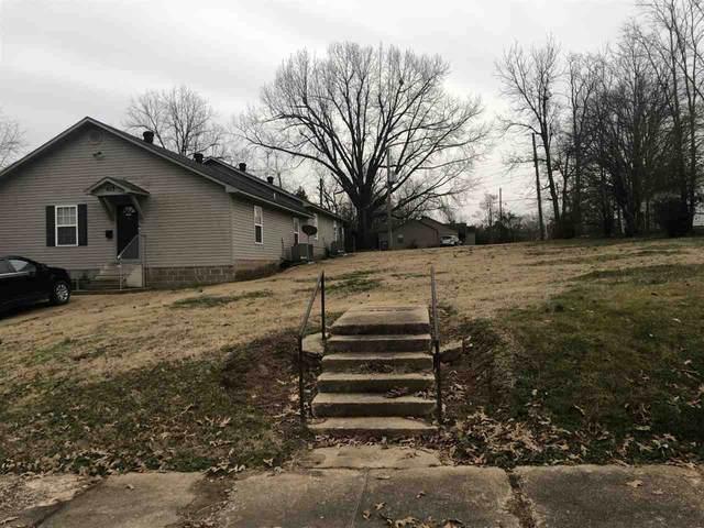 613 East Cherry, Jonesboro, AR 72401 (MLS #10090800) :: Halsey Thrasher Harpole Real Estate Group
