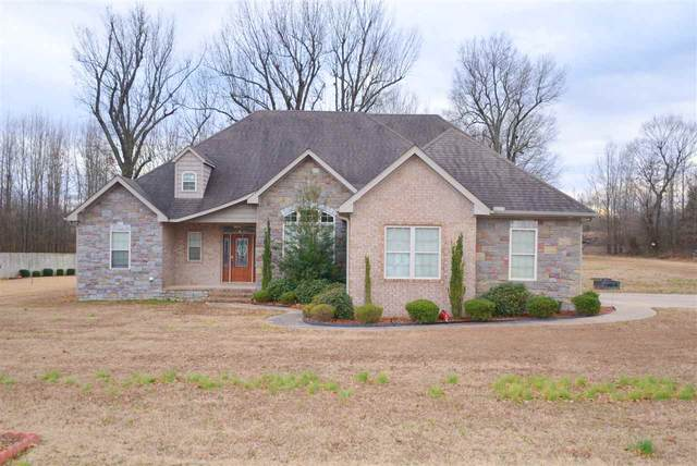 3010 Norman Rockwell Street, Paragould, AR 72450 (MLS #10090809) :: Halsey Thrasher Harpole Real Estate Group