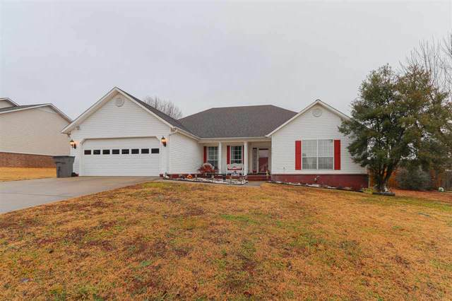 4101 Phillips Drive, Paragould, AR 72450 (MLS #10090833) :: Halsey Thrasher Harpole Real Estate Group