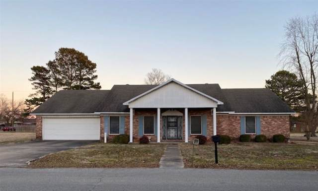 207 Benson, Walnut Ridge, AR 72476 (MLS #10090957) :: Halsey Thrasher Harpole Real Estate Group