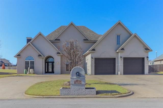 3005 Prestwick Cr, Jonesboro, AR 72405 (MLS #10091079) :: Halsey Thrasher Harpole Real Estate Group