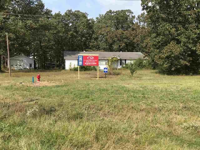 34 Cr 768, Brookland, AR 72417 (MLS #10091086) :: Halsey Thrasher Harpole Real Estate Group