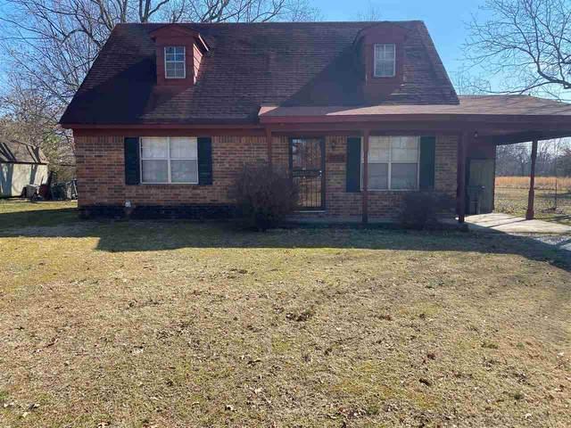 1712 North Church, Jonesboro, AR 72401 (MLS #10091297) :: Halsey Thrasher Harpole Real Estate Group