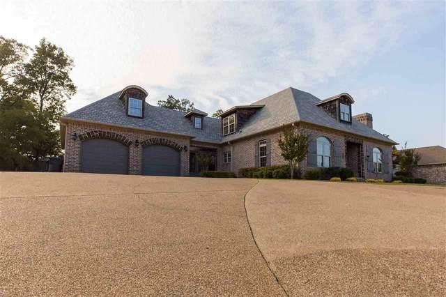 3917 Thousand Oaks, Jonesboro, AR 72401 (MLS #10091309) :: Halsey Thrasher Harpole Real Estate Group