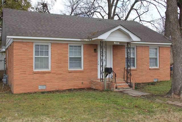 1400 W Monroe, Jonesboro, AR 72401 (MLS #10091427) :: Halsey Thrasher Harpole Real Estate Group