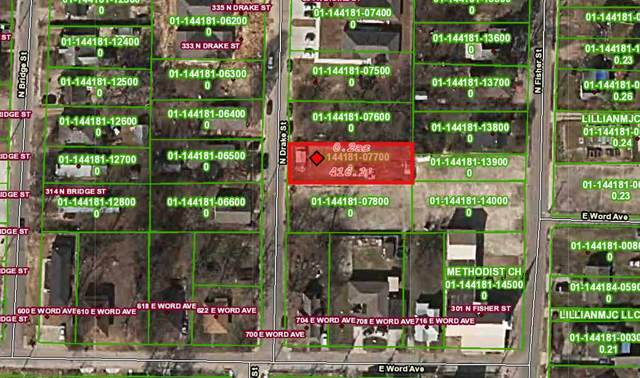 316 N Drake, Jonesboro, AR 72401 (MLS #10091456) :: Halsey Thrasher Harpole Real Estate Group