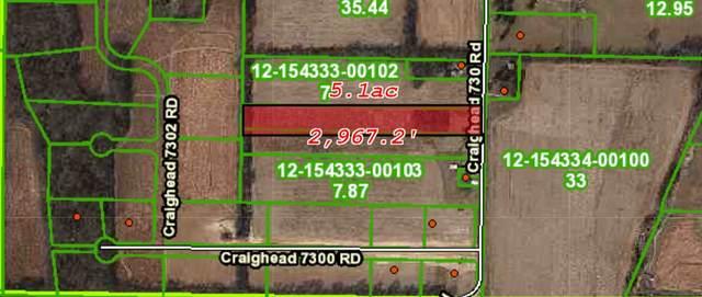 1869 Craighead 730 Rd, Jonesboro, AR 72401 (MLS #10091476) :: Halsey Thrasher Harpole Real Estate Group