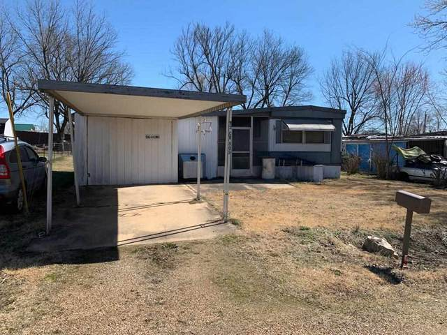 63 Cr 905, MIDWAY, AR 72651 (MLS #10091478) :: Halsey Thrasher Harpole Real Estate Group