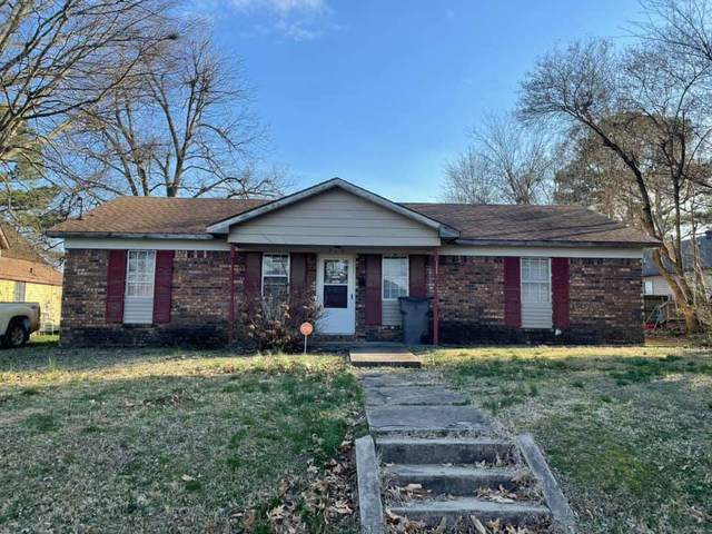 520 W Park, Paragould, AR 72450 (MLS #10091516) :: Halsey Thrasher Harpole Real Estate Group