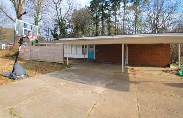 907 W College, Jonesboro, AR 72401 (MLS #10091593) :: Halsey Thrasher Harpole Real Estate Group