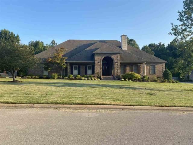 309 Ashford Cove, Jonesboro, AR 72404 (MLS #10091631) :: Halsey Thrasher Harpole Real Estate Group