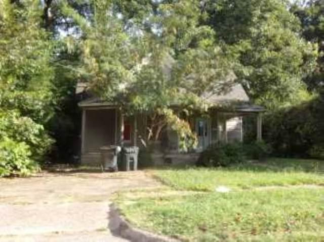 714 W Matthews, Jonesboro, AR 72401 (MLS #10091665) :: Halsey Thrasher Harpole Real Estate Group