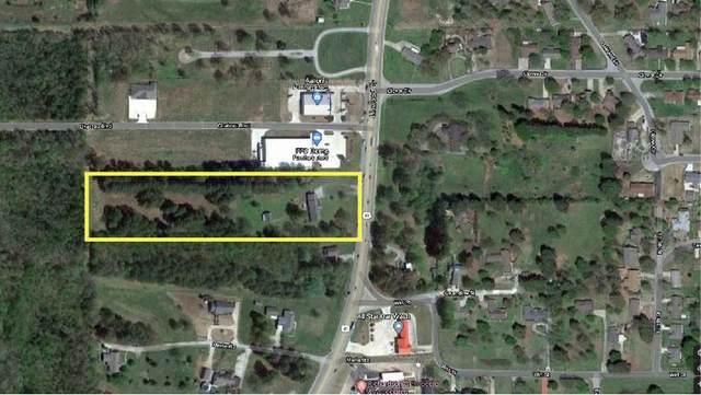 1300 Linwood Dr., Paragould, AR 72450 (MLS #10091668) :: Halsey Thrasher Harpole Real Estate Group