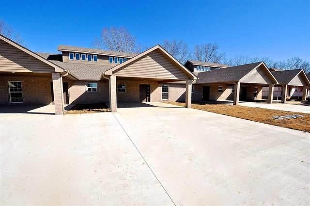 4710 Antosh, Jonesboro, AR 72404 (MLS #10091855) :: Halsey Thrasher Harpole Real Estate Group