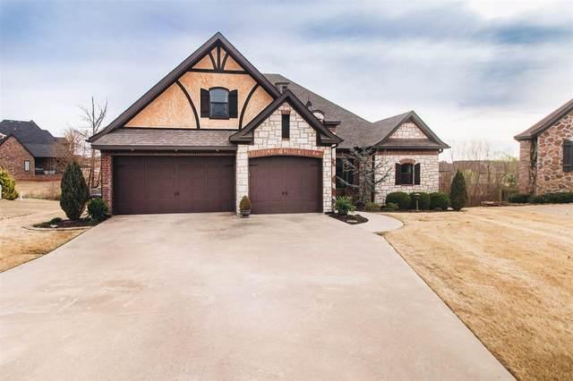 4122 Chapel Hill, Jonesboro, AR 72404 (MLS #10091904) :: Halsey Thrasher Harpole Real Estate Group