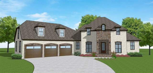 4201 Nobhill, Jonesboro, AR 72404 (MLS #10091943) :: Halsey Thrasher Harpole Real Estate Group