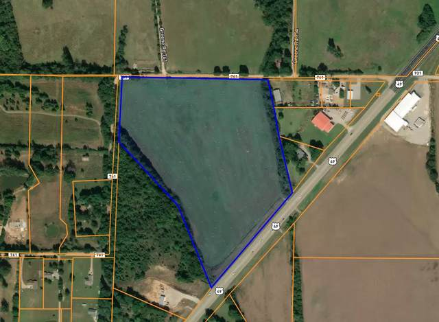 30 m/l Highway 49, Brookland, AR 72417 (MLS #10092013) :: Halsey Thrasher Harpole Real Estate Group
