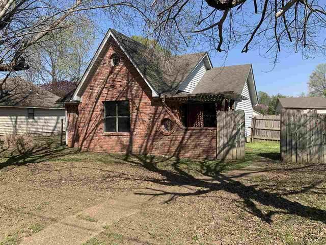 820 Hester, Jonesboro, AR 72401 (MLS #10092036) :: Halsey Thrasher Harpole Real Estate Group