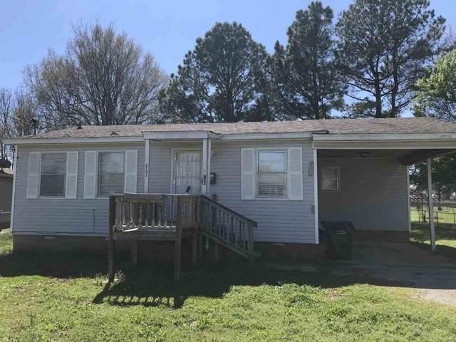 2703 Fred, Jonesboro, AR 72401 (MLS #10092057) :: Halsey Thrasher Harpole Real Estate Group