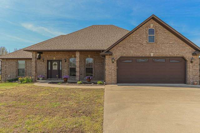 4014 Reynolds Park Road, Paragould, AR 72450 (MLS #10092060) :: Halsey Thrasher Harpole Real Estate Group
