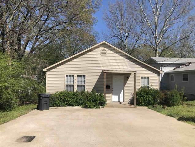 1208 Turner, Jonesboro, AR 72401 (MLS #10092108) :: Halsey Thrasher Harpole Real Estate Group