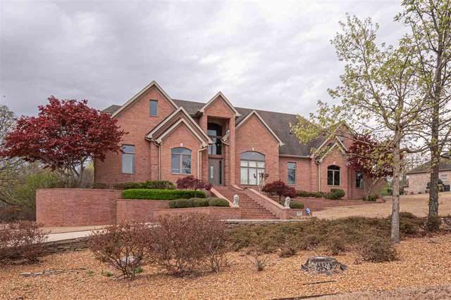 2912 Ridgepointe Drive, Jonesboro, AR 72401 (MLS #10092142) :: Halsey Thrasher Harpole Real Estate Group