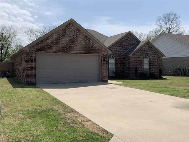 4015 Gabriel Court, Jonesboro, AR 72405 (MLS #10092143) :: Halsey Thrasher Harpole Real Estate Group