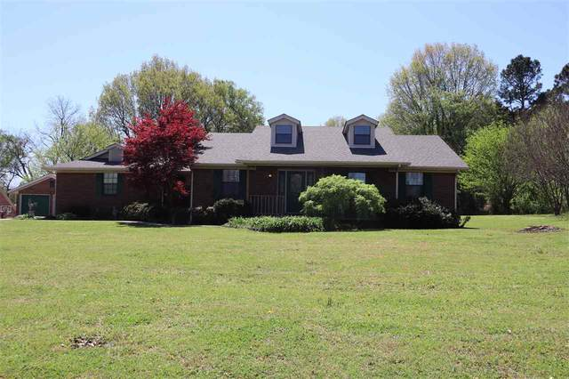 806 W Mueller, Paragould, AR 72450 (MLS #10092145) :: Halsey Thrasher Harpole Real Estate Group