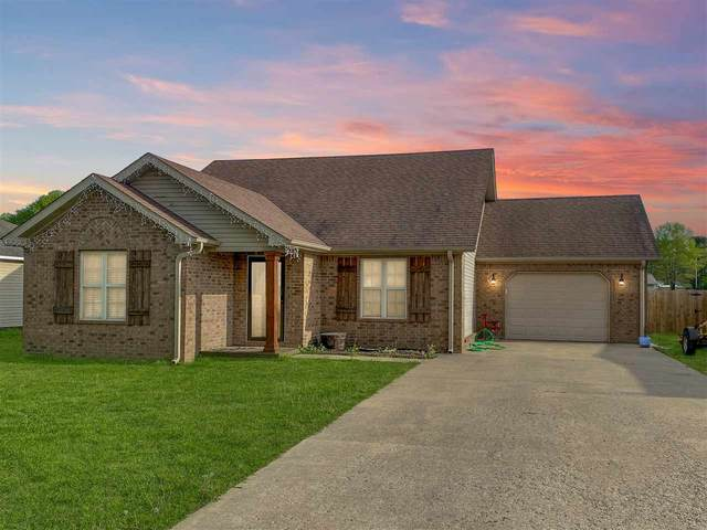 1206 William Hall Dr, Paragould, AR 72450 (MLS #10092204) :: Halsey Thrasher Harpole Real Estate Group