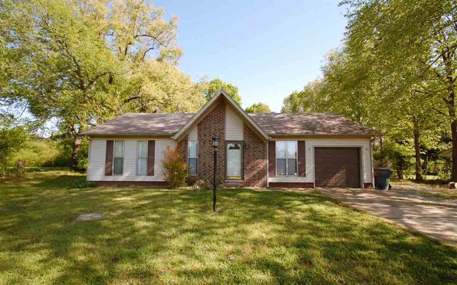 1400 Wendy Linda, Jonesboro, AR 72401 (MLS #10092347) :: Halsey Thrasher Harpole Real Estate Group